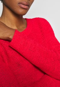 ONLY - ONLGEENA - Pullover - high risk red - 5