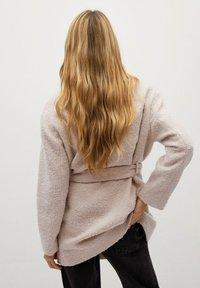Mango - LAPIZ - Classic coat - beige - 2