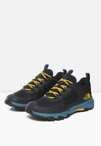 The North Face - Hiking shoes - aviator navy/mallard blue - 2