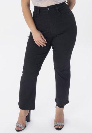Jeans a sigaretta - schwarz