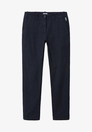 MERIDIAN - Pantalon classique - blu marine