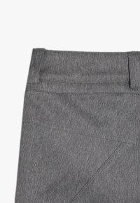Volcom - CARGO PANT - Snow pants - heather grey - 4