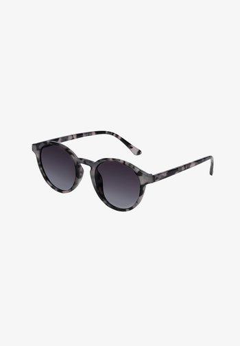 SCHILDPATT LOOK - Sunglasses - grau