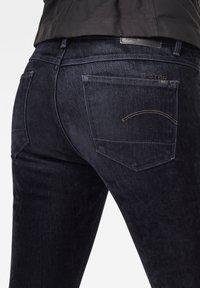 G-Star - MID SKINNY - Jeans Skinny Fit - mazarine iced flock - 3