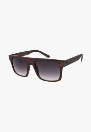 KUSH - Sunglasses - brown