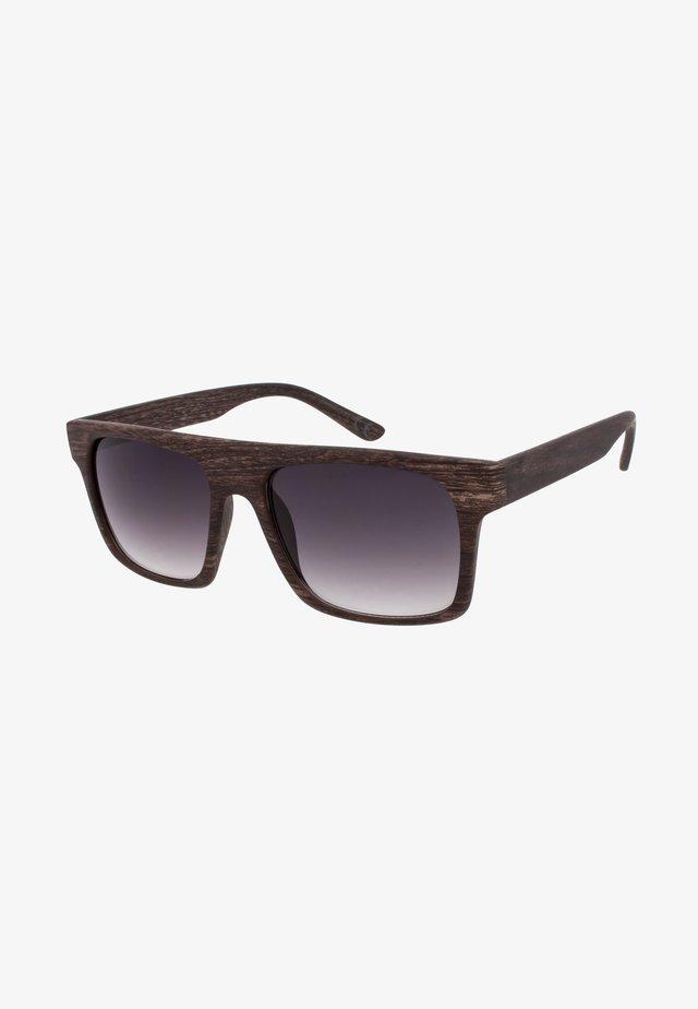 KUSH - Sunglasses - brown