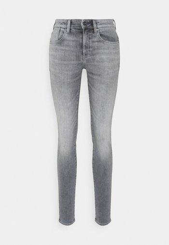LHANA SKINNY - Jeans Skinny Fit - sun faded glacier grey