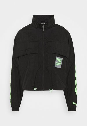 EVIDE TRACK JACKET  - Training jacket - black