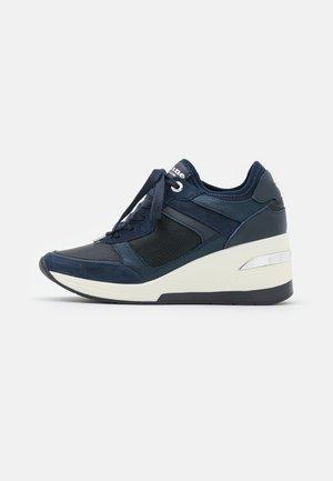 EILAS - Sneakers laag - navy