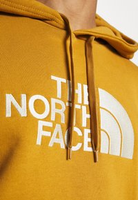 The North Face - DREW PEAK - Mikina s kapucí - tan/off-white - 5