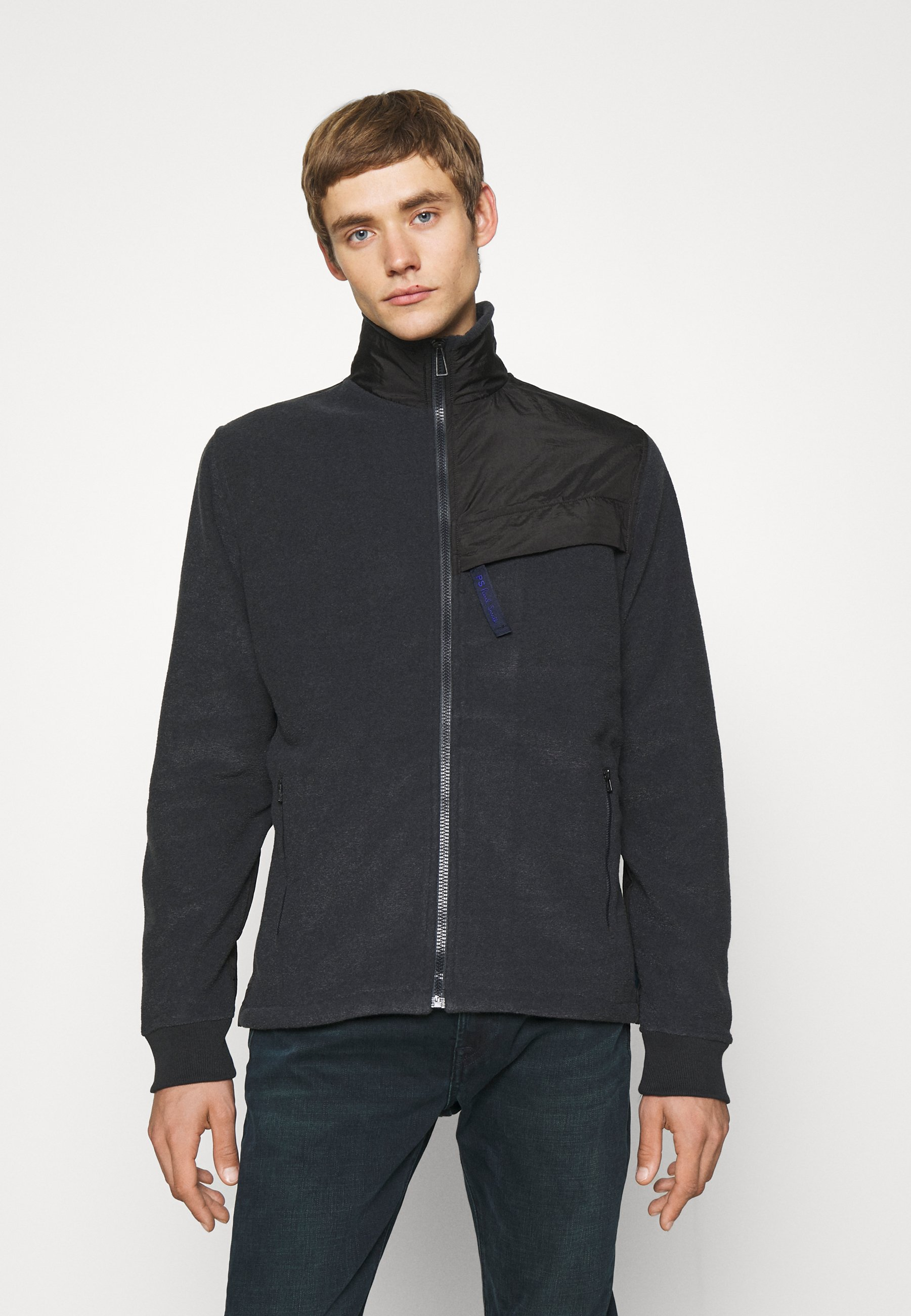 Women ZIP THROUGH UNISEX - Zip-up sweatshirt