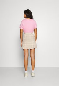 Fashion Union - Minifalda - check - 2