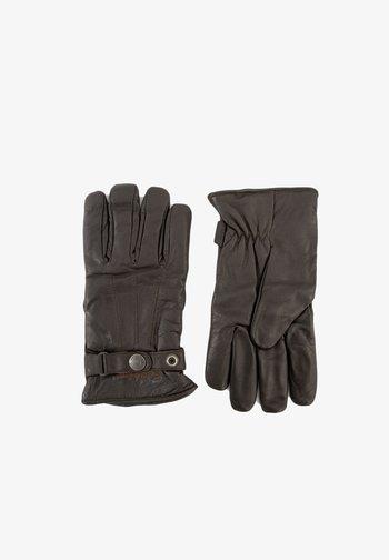 REDASLAN - Gloves - marron
