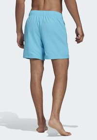 adidas Originals - ADIPLORE WOVEN SHORTS - Plavky - turquoise - 1