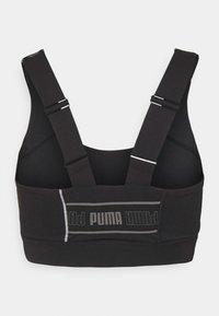 Puma - HIGH IMPACT FAST BRA - High support sports bra - black - 1