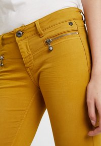 Freeman T. Porter - CAMILA NEW MAGIC  - Jeans Skinny Fit - golden palm - 5