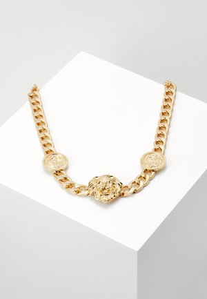 LION NECKLACE - Collana - gold-coloured