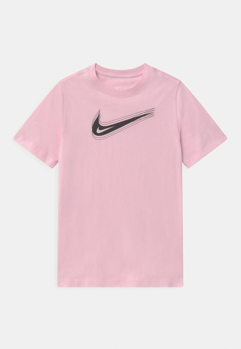 Nike Sportswear - UNISEX - Triko spotiskem - pink foam