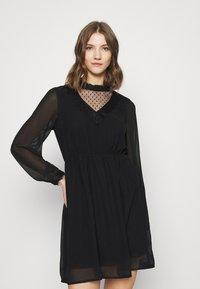 Vero Moda - VMBELLA DRESS - Cocktail dress / Party dress - black - 3
