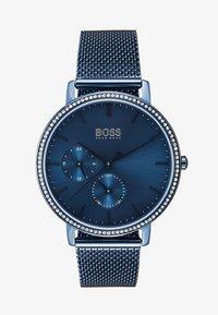 BOSS - INFINITY - Rannekello - blau - 1