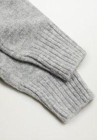 Mango - COSY-I - Teplákové kalhoty - gris medio vigoré - 6
