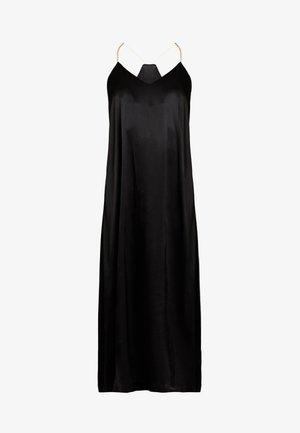 LONG DRESS - Maxi dress - black