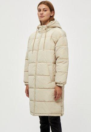 EDITH LONG - Zimní kabát - oyster gray
