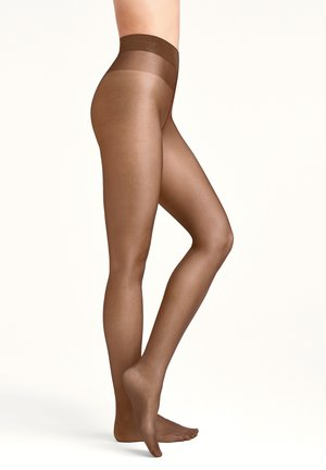Tights - brown