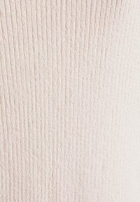 NA-KD - NA-KD X ZALANDO EXCLUSIVE - SOFT RIBBED CARDIGAN - Cardigan - off-white - 6