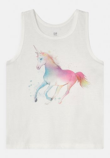 GIRLS MAY VALUE TANK - Top - new off white