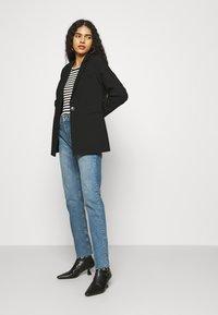 Mavi - VIOLA - Slim fit jeans - shaded blue denim - 3