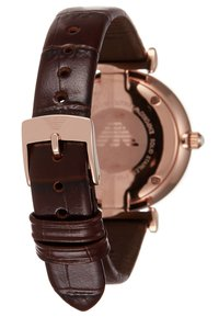 Emporio Armani - Klokke - brown - 2