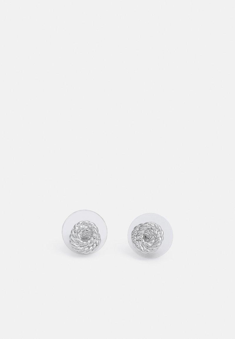 Lauren Ralph Lauren - ROPE KNOT - Oorbellen - silver-coloured