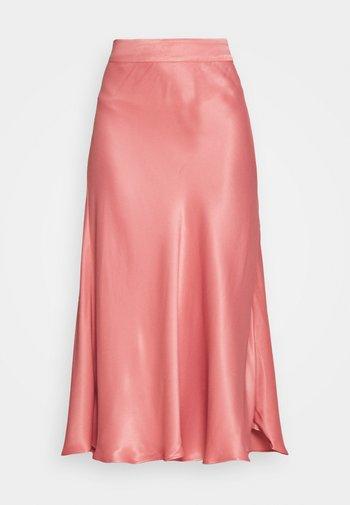 EDDY NEW SKIRT - A-line skirt - dusty rose
