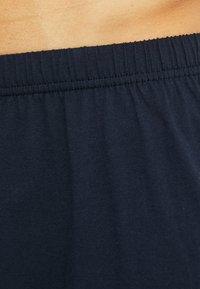 TOM TAILOR - SHORTY V-NECK - Pyžamo - dark blue - 3