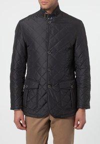 Barbour - LUTZ - Light jacket - black - 2