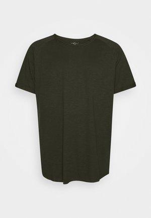 USKALLE - Basic T-shirt - rosin