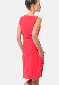 Jack Wolfskin - Sports dress - tulip red - 1