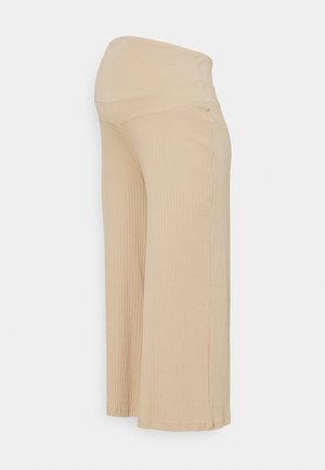 Tracksuit bottoms - cuban sand