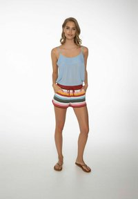 Protest - FLOWERY  - Shorts - clay - 1