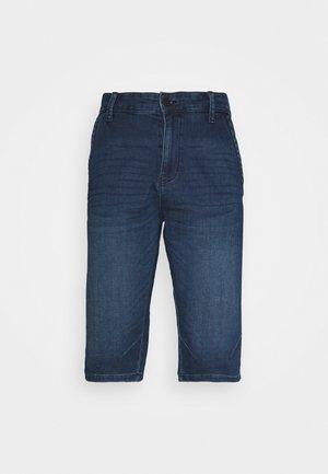 ONSRAY LOOSE LIFE - Denim shorts - blue denim