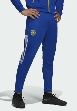 Boca - Tracksuit bottoms - blue