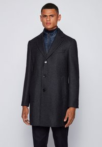 BOSS - Classic coat - dark blue - 0