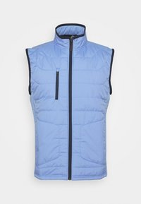 Polo Ralph Lauren Golf - PACKDOWNVES  FILL VEST - Vesta - fall blue