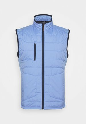 PACKDOWNVES  FILL VEST - Kamizelka - fall blue