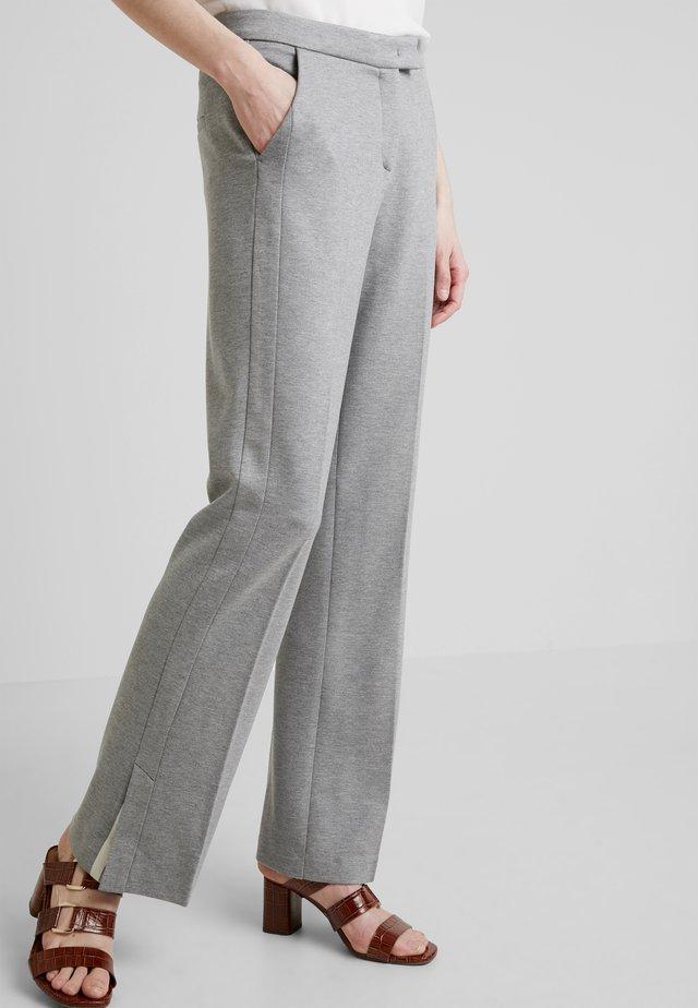 Bukser - cement grey melange