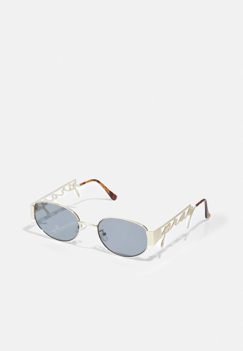 Urban Classics - SUNGLASSES PRAY UNISEX - Sunglasses - black