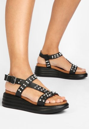 Wedges - black blk