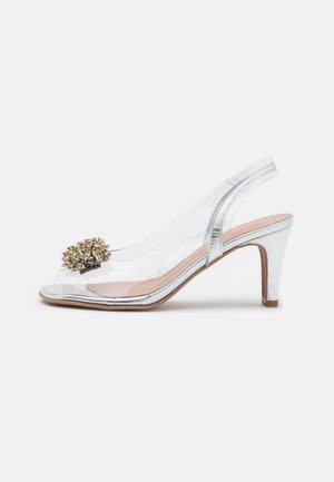 ARIES - Sandały - silver