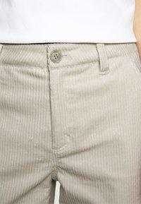 someday. - CHENILA  - Trousers - soft cream - 4